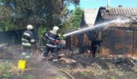 Кіровоградська область: бійці ДСНС приборкали 2 пожежі в житловому секторі