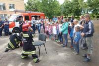 Для юних мешканців села Аджамка рятувальники провели акцію