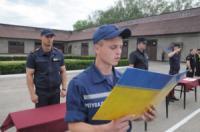 У Кропивницькому майбутні пожежні-рятувальники склали присягу
