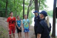На Кіровоградщині активізували роз'яснювальну роботу біля водойм