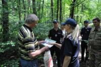 У Чорному лісі провели профілактичний рейд