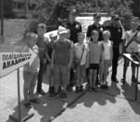 На Кіровоградщині поліцейські долучилися до проведення свята для дітей