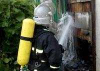 На Кіровоградщині під час гасіння пожежі в будинку рятувальники виявили тіло загиблого чоловіка