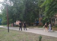Поліцейські Кіровоградщини проводять відпрацювання області