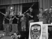 42-й батальйон територіальної оборони відзначив четверту річницю створення