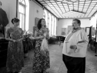 У Кропивницькому відкрили виставку Андрія Надєждіна