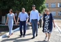 У селі Рівне Новоукраїнського району відкрили сучасний спортмайданчик