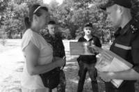 На Кіровоградщині громадян закликають берегти ліси від пожеж
