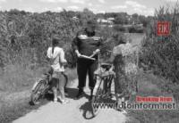 На Кіровоградщині рятувальники піклуються щодо обізнаності громадян із заходами безпеки на воді