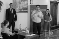 Кіровоградські поліцейські вивчали досвід європейських колег