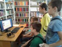 У Кропивницькому бібліотекарі провели бліц-вікторину.