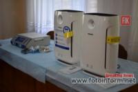 У Кропивницькому відбулася передача обладнання до обласного онкологічного диспансеру
