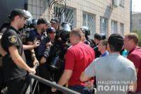 На Кіровоградщині правоохоронці провели навчання за «Скандинавською моделлю»