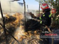 На Кіровоградщині під час гасіння пожежі виявили тіло дитини