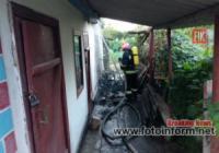 На Кіровоградщині ліквідовано 6 пожеж у житловому секторі