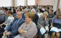 У Кропивницькому проводиться симпозіум з питання реабілітації дітей з особливими потребами