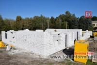 На Кіровоградщині у Панчевому будують нову амбулаторію