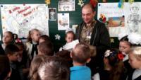Для першокласників Кропивницького бібліотекарі провели патріотичну годину