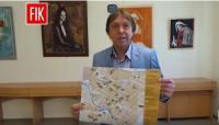 Микола Цуканов презентував нову туристичну карту Кропивницького