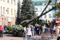 У Кропивницькому відзначили День захисника України