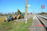 Одеські залізничники готують переїзди до ремонту за європейськими стандартами
