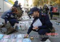 У Кропивницькому відпрацювали дії при отриманні сигналу «Збір-аварія»