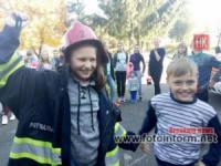 На Кіровоградщині у с.Степове школярів навчали правилам безпеки