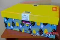 На Україні 30 тисяч родин отримали «Пакунки малюка»