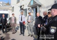 У Кропивницькому презентували систему забезпечення прав затриманих