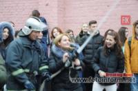 У Кропивницькому для учнів ліцею побутового обслуговування провели акцію