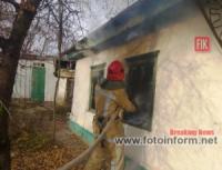 На Кіровоградщині ліквідовано 4 загоряння різного характеру