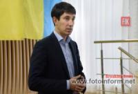 У Кропивницькому Сергій Кузьменко привітав військових із наступаючим Днем Збройних сил України