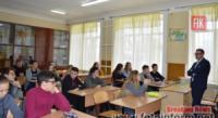 У школі Кропивницького урок права провели міграційники