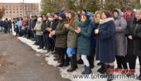 У Голованівську відкрили навчально-практичний центр електромонтерів