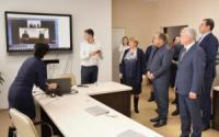 На Кіровоградщині відкрили ще один інноваційний тренінговий клас