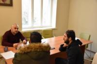 У Кропивницькому продовжують допомагати вирішувати проблемні питання іноземним студентам