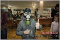 У Кропивницькому підчас святкових вечорниць рятувальники нагадали правила безпеки