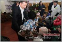 Кіровоградщина: Олег Ляшко відвідав дитячий протитуберкульозний санаторій