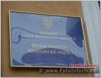 У Кропивницькому змінюється адреса прийому іноземних громадян