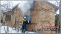 На пожежі знову загинула людина: цього разу в Олександрії