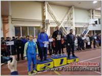 Спортсмени-рятувальники Кіровоградщини змагались на чемпіонаті з гирьового спорту