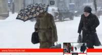 У Кропивницькому сьогодні дощ зі снігом