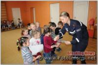 На Кіровоградщині дошколярики вчились жити відповідально та безпечно
