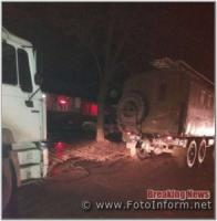 Минулої доби на Кіровоградщині надали допомогу водіям 3 транспортних засобів