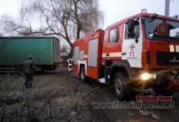 На Кіровоградщині на допомогу водіям знову прибули рятувальники
