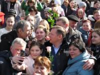 Мешканці Кіровоградщини скаржилися на своє життя Олегу Ляшку