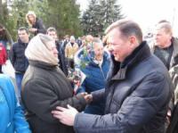 Олег Ляшко відвідав Кіровоградщину
