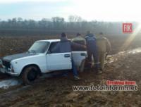 Рятувальники Кіровоградщини надали допомогу водіям 3-х автомобілів