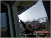 На Кіровоградщині бійці ДСНС надавали різного роду допомогу населенню