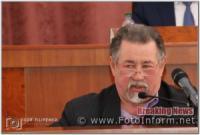 У Кропивницькому міському голові депутат міськради подарував спагеті